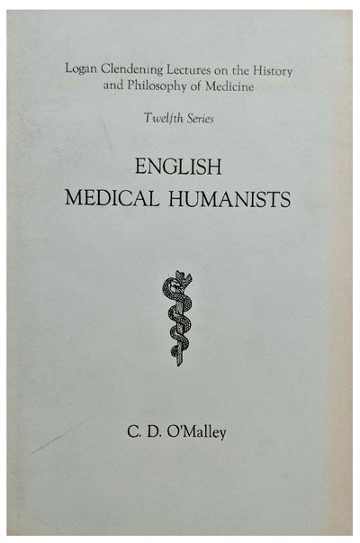 Image for English Medical Humanists; Thomas Linacre and John Caius.