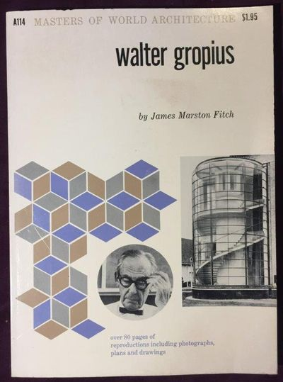 Image for Walter Gropius.