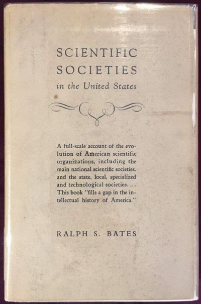Image for Scientific Societies in the United States.