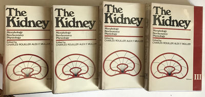 Image for The kidney; morphology, biochemistry, physiology. [4 volumes].