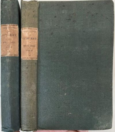 Image for Institutes of surgery: arranged in the order of the lectures delivered in the University of Edinburgh.