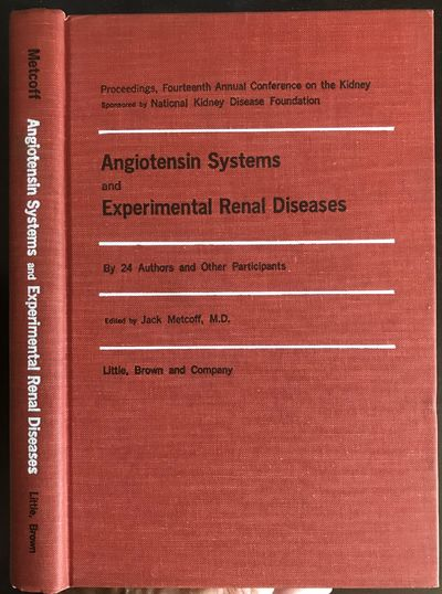 Image for Angiotensin systems and experimental renal diseases.