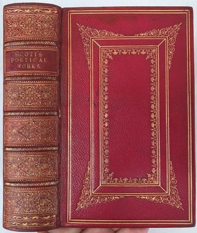 Image for The Poetical Works of Sir Walter Scott, Bart. Including . . . With a memoir of the author. Illustrated by engravings.