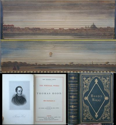 Image for The Poetical Works of Thomas Hood. Memoir, Explanatory Notes, &c. With original illustrations and steel portrait.