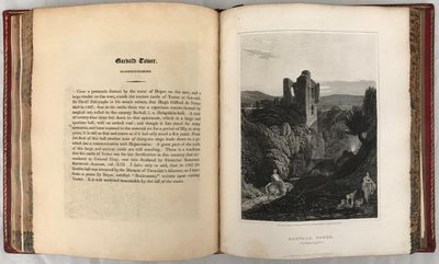 Image for The Border Antiquities of England and Scotland; comprising specimens of architecture and sculpture, and other vestiges of former ages, accompanied by descriptions. Illustrations of remarkable incidents in border history and tradition, and original poetry. vol. II.