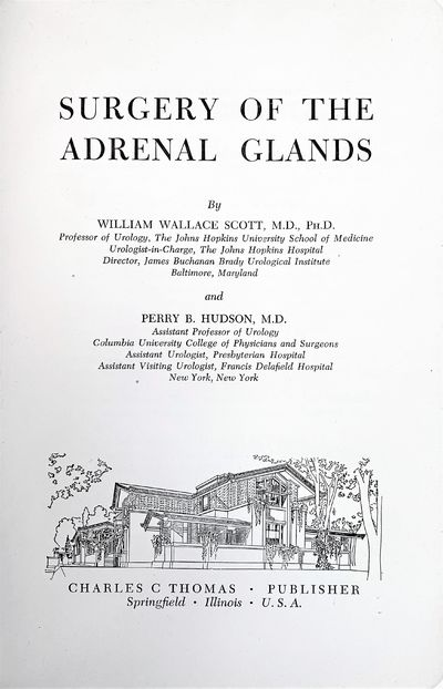 Image for Surgery of the Adrenal Glands.