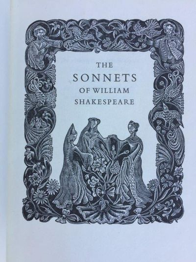 Image for The Sonnets of William Shakespeare.