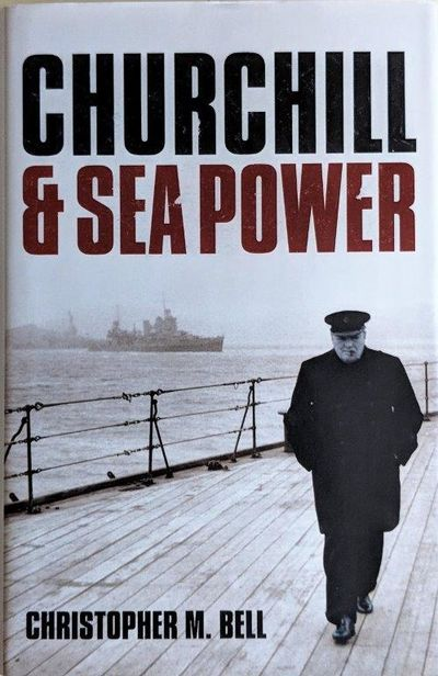 Image for Churchill and Sea power.