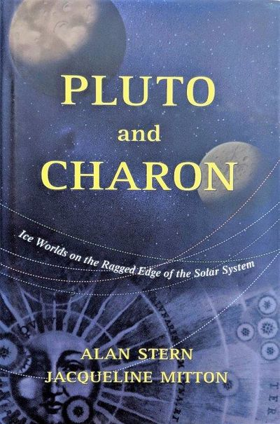 Image for Pluto and Charon; Ice worlds on the ragged edge of the Solar System.