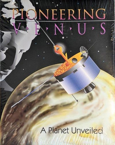 Image for Pioneering Venus; A Planet Unveiled.