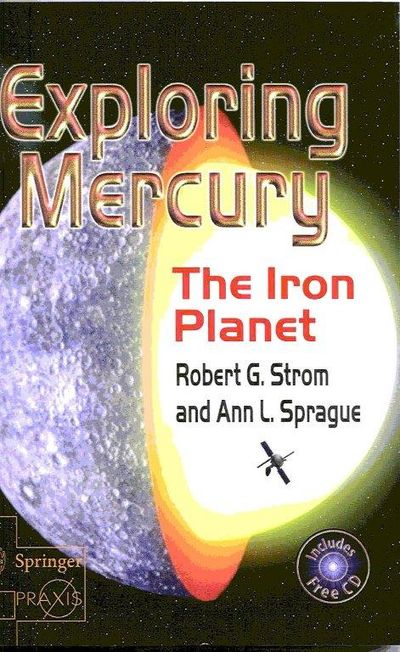 Image for Exploring Mercury; The Iron Planet.