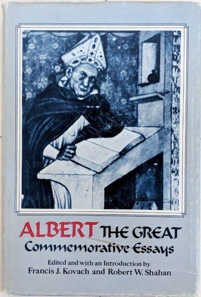 Image for Albert the Great, Commemorative Essays.