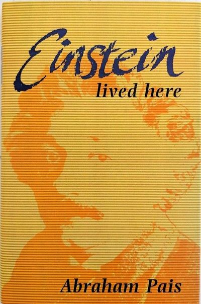 Image for Einstein Lived Here.