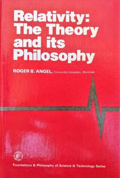Image for Relativity: The Theory and its Philosophy.