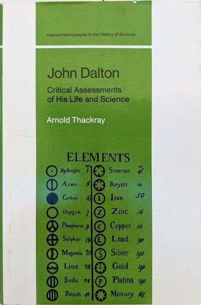 Image for John Dalton: Critical Assessments of His Life and Science.