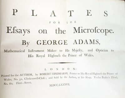 Image for Essays on the Microscope; Containing a Practical Description of the Most Improved Microscopes. . . The second edition, with considerable additions and improvements.