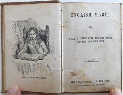 Image for English Mary; or What a Little Girl Thought About God and her Own Sins.