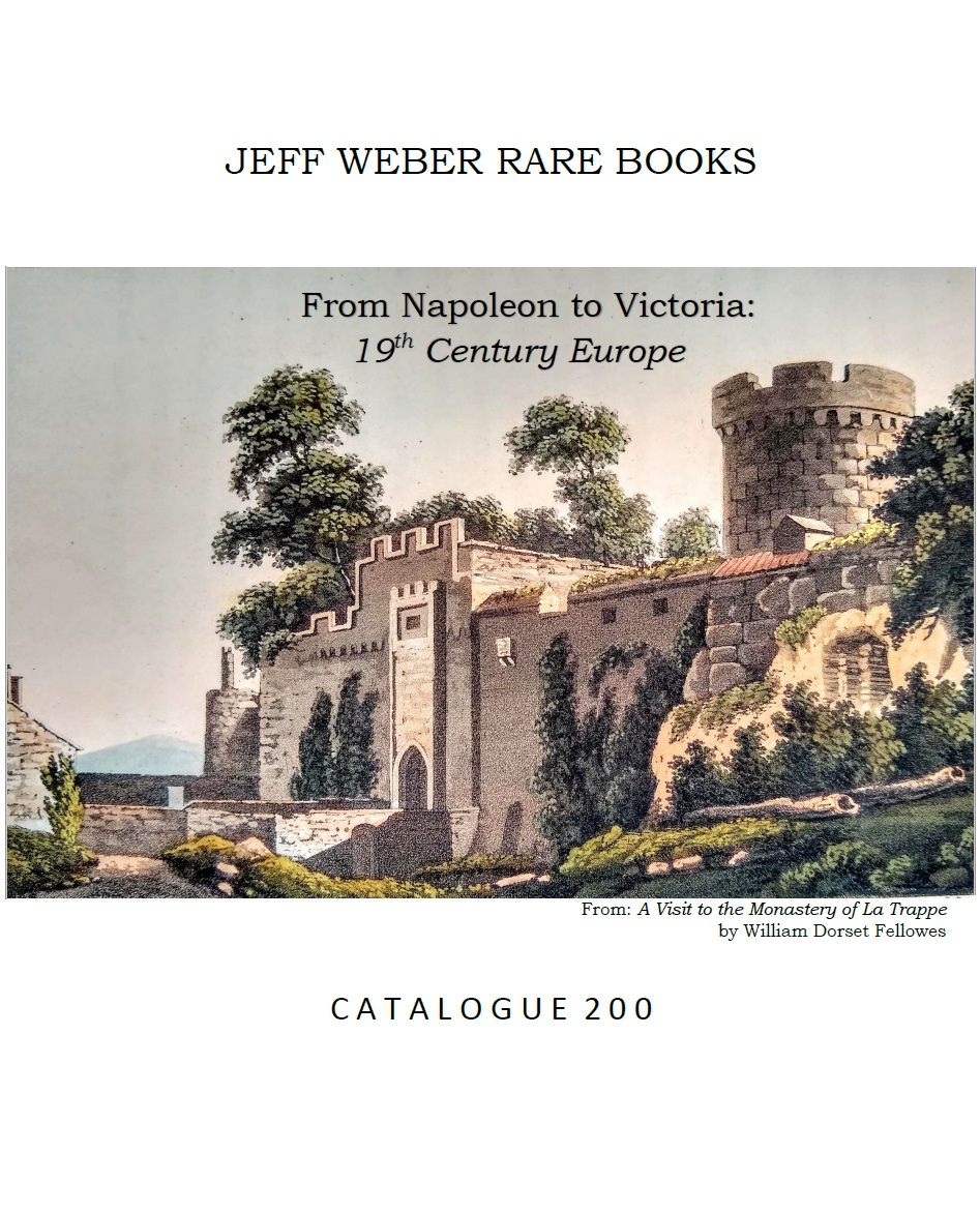 Catalogue 200: 19th century Europe: from Napoleon to Victoria