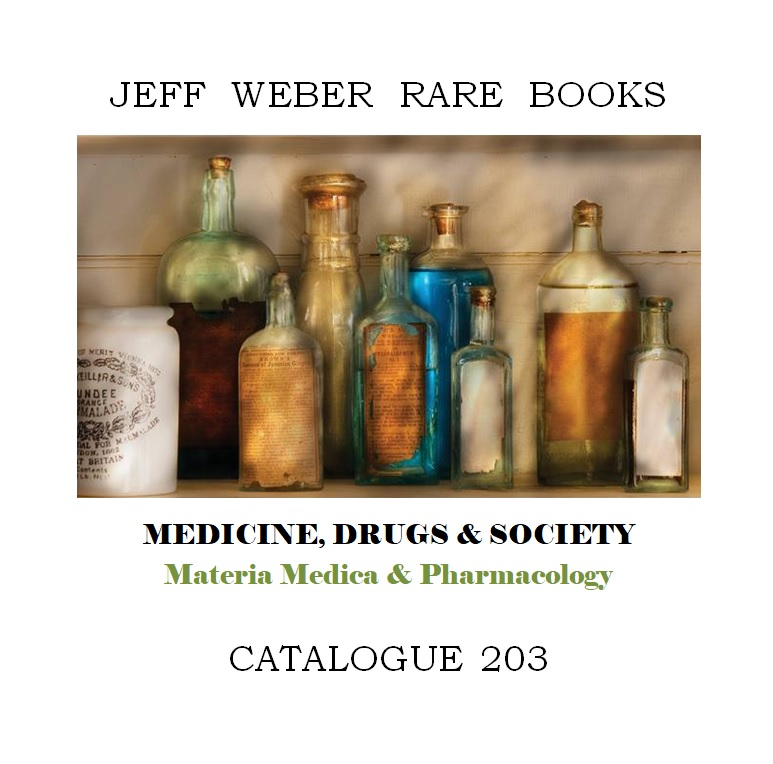 203: MEDICINE, DRUGS & SOCIETY