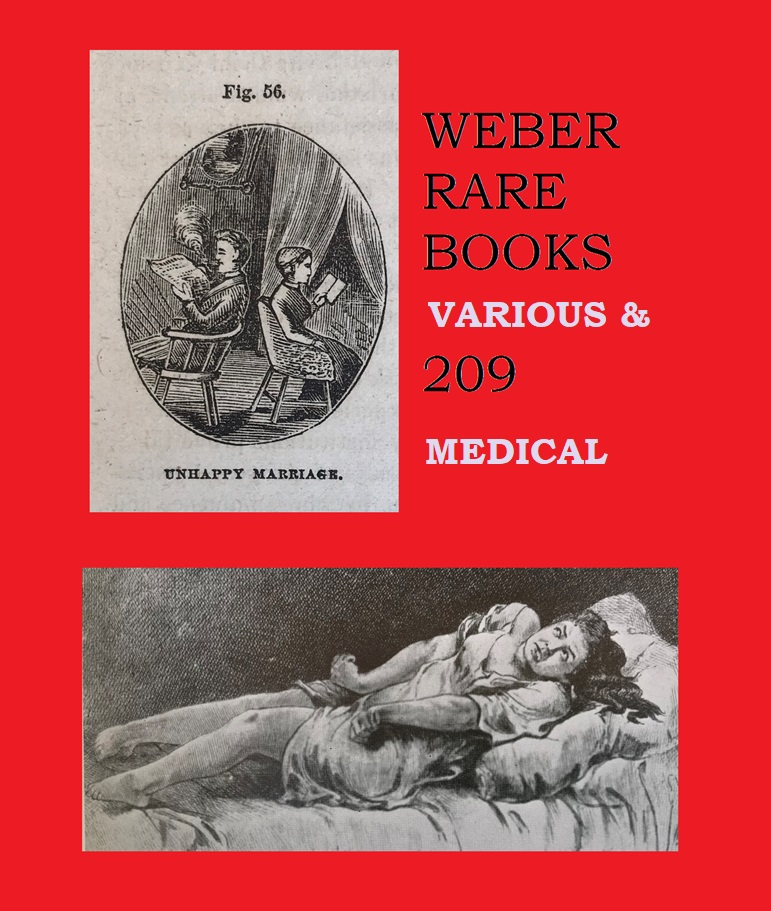 CATALOGUE 209: Various & Medical
