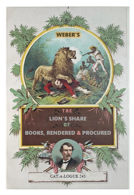 CATALOGUE 245: The Lion's Share of Books: History of Science