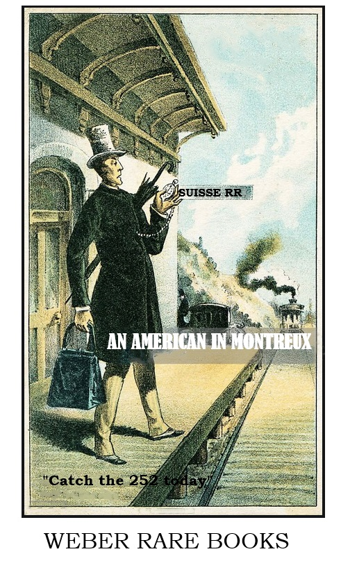 CATALOGUE 252: An American in Montreux: Medical Books [I]